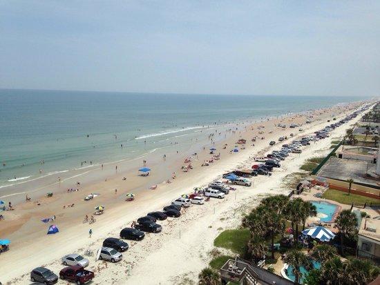 Beach at Daytona Beach: Memorial weekend 2014 Daytona Beach