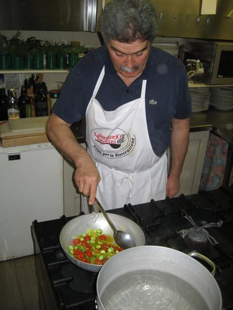 Albergo Diffuso - Locanda Senio : Cookery Demonstration