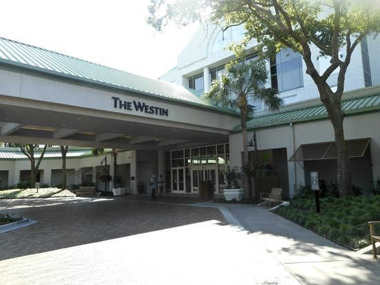The Westin Hilton Head Island Resort & Spa: Entrance