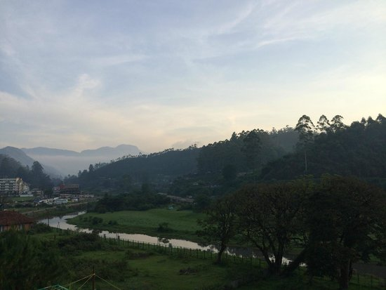 Grand Plaza Munnar : view from room