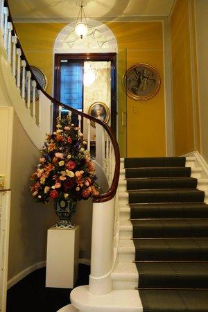 Collection David (Davids Samling) : Davids Samling, Staircase