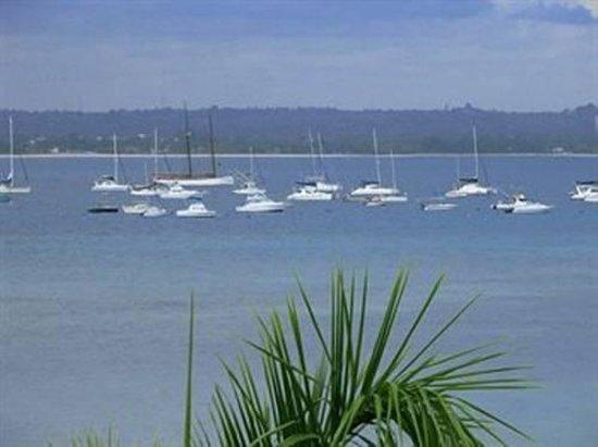 BEST WESTERN Coral Beach Hotel : View
