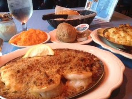 Winthrop Arms Hotel: Dinner at Winthrop Arms