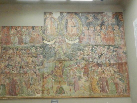 Camposanto: Il Giudizio Universale