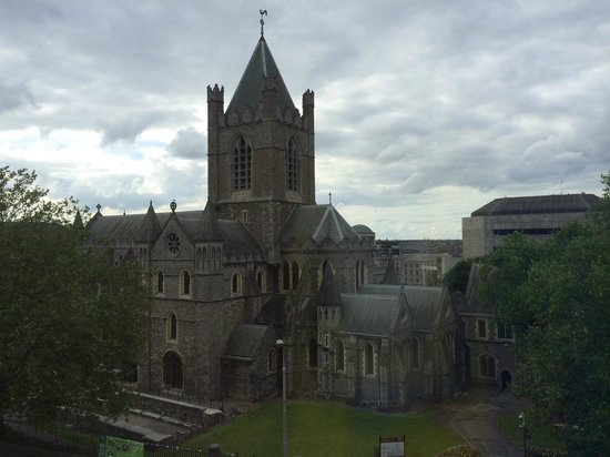 Jurys Inn Dublin Christchurch: View from room
