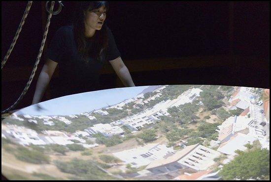 Camera Obscura: Beeld en gids