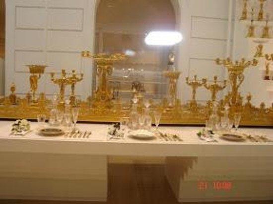 Hofburg: RÉPLICA MESA IMPERIAL