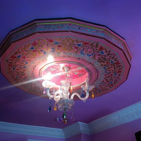 Moroccan House Hotel Casablanca: Nice lights