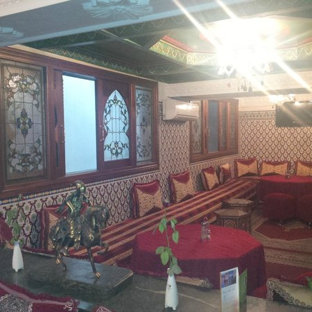 Moroccan House Hotel Casablanca: Breakfast