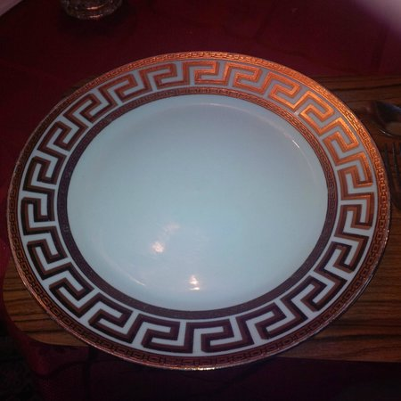 Moroccan House Hotel Casablanca: Lovely plate