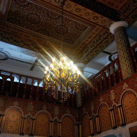 Moroccan House Hotel Casablanca: More nice lights