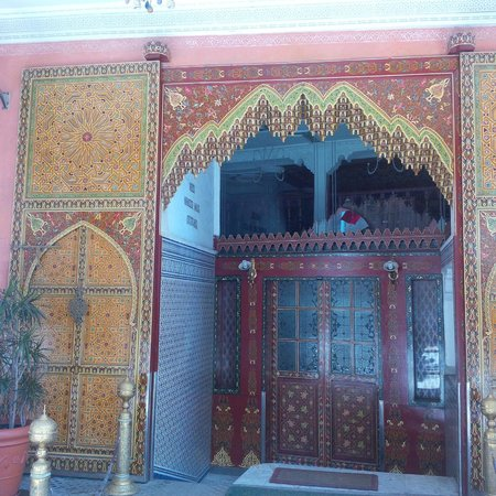 Moroccan House Hotel Casablanca: From outside