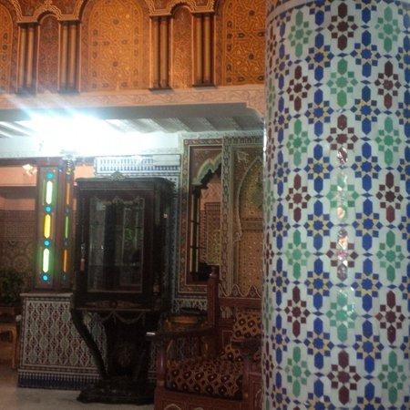 Moroccan House Hotel Casablanca: Nice grounds