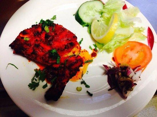 Bombay Spice: Tandoori Chicken