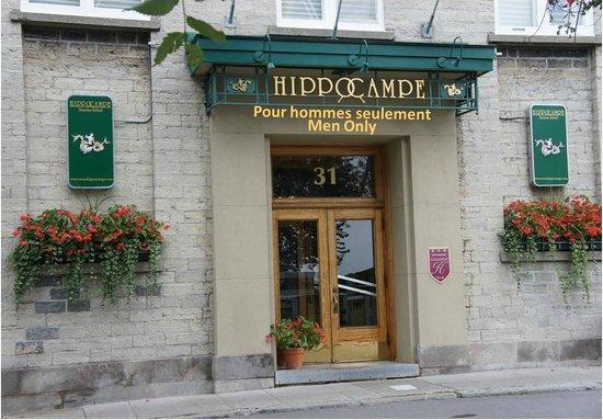Hippocampe HOTEL POUR HOMMES SEULEMENT