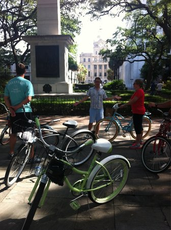 Savannah Bike Tours: Very insightful!