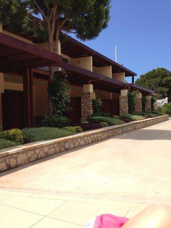 Island Blue Hotel: Apartments