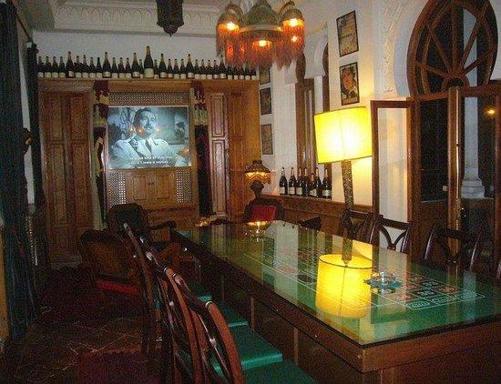 Rick's Cafe: Bar