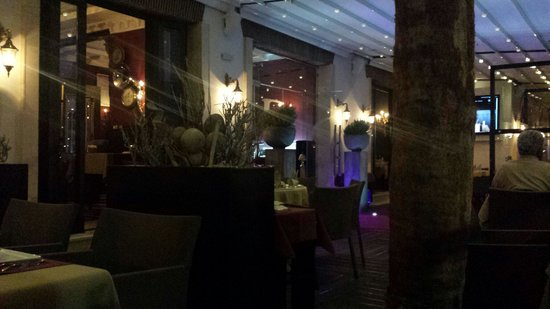 Pure Passion Restaurant : Relaxing