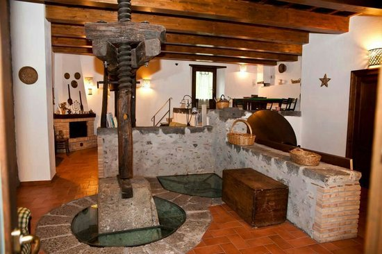 Agriturismo San Marco: Living room