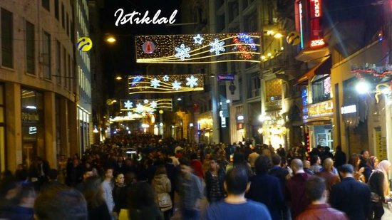Apart Hotel Taksim : Istiklal