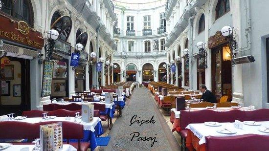 Apart Hotel Taksim : Çiçek Pasaj, Istiklal