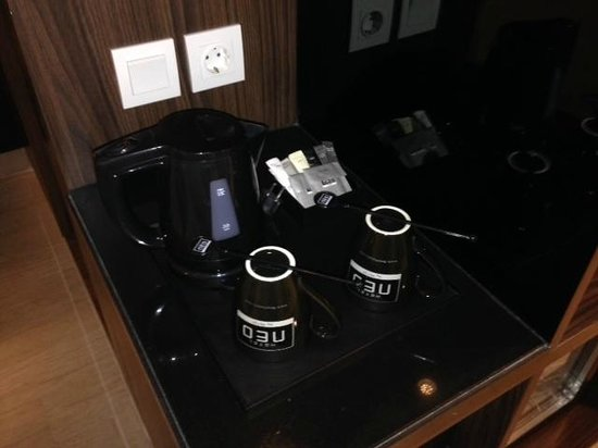 Hotel Neo Mangga Dua Square: kettle