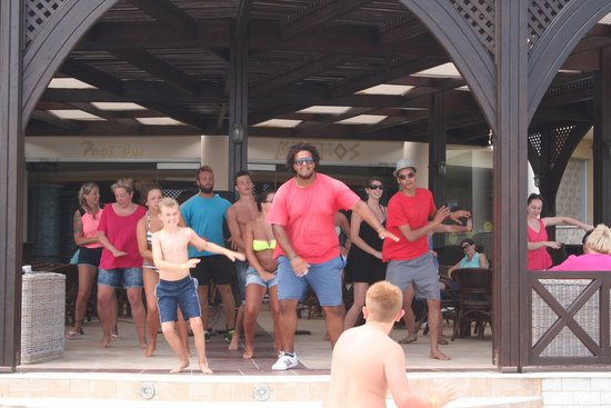 Kallithea, Greece: Zumba