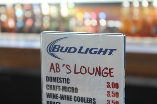 Americas Best Value Inn - Butte: ABs Lounge