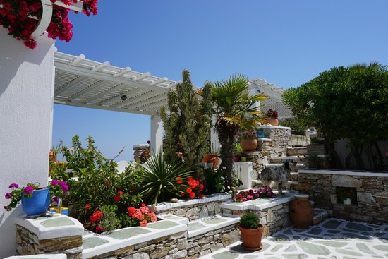 Anemomilos Apartments: Beautifully maintained