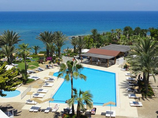 Crystal Springs Beach Hotel: Traumhafter Blick