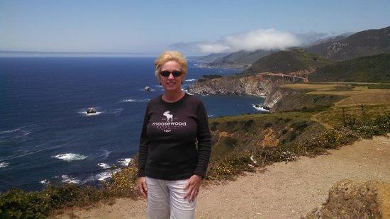 Casa Munras Garden Hotel & Spa: Pacific Coast Hwy  Vista (Rte. 1)