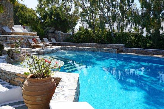 Anemomilos Apartments: Beautiful pool