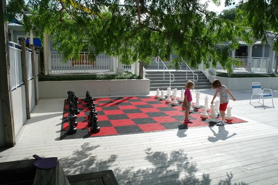 Marriott's Cypress Harbour Villas: Chess