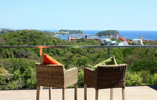 Puntagaviota Ocean View Lofts: Que vista
