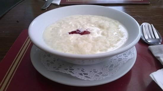 THE KILLINGWORTH ARMS,HOME MADE RICE PUDDING