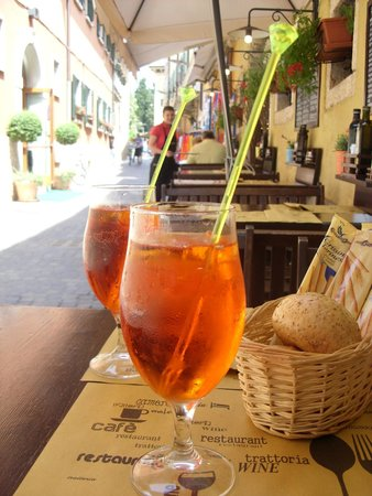 Casa Lady Garda: Due Spritz