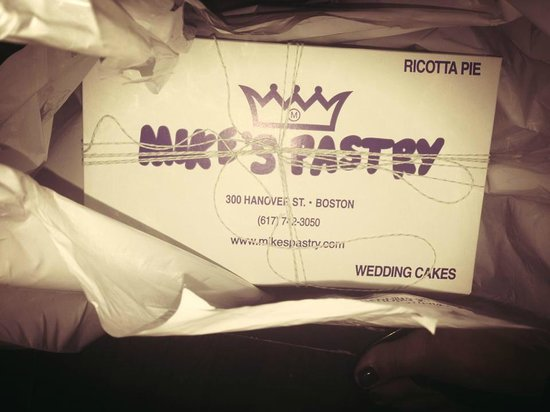 Mike's Pastry!!!!