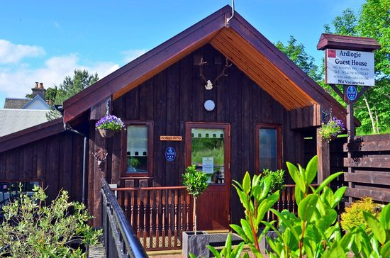 Ardlogie Guest House: Bothy, Ardlogie