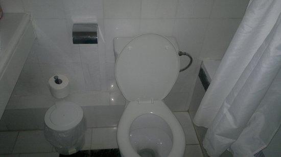 Sunshine Corfu Hotel & Spa: Small bathroom