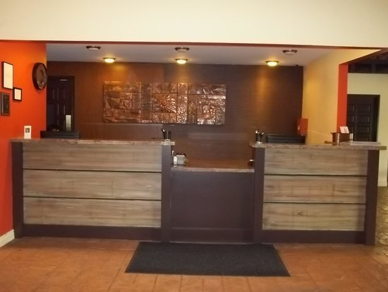 Dobson Ranch Inn and Suites: Lobby