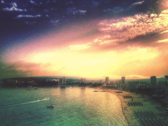 Sunlight Bahia Principe Coral Playa: View from Room 811