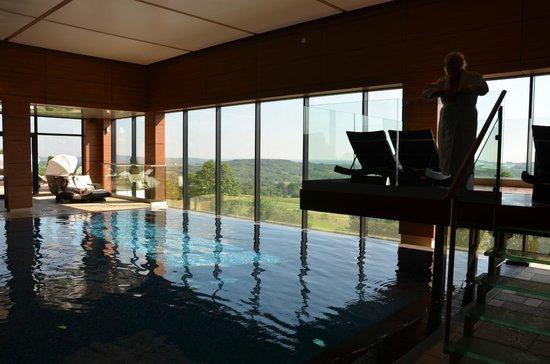 Odyssey ClubHotel Wellness & SPA : Basen