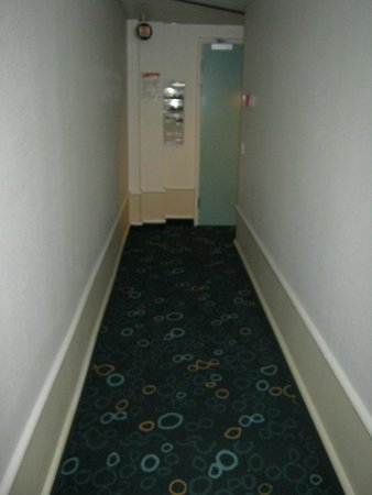 Copenhagen Star Hotel : Creepy Hallway #1