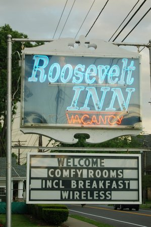 Roosevelt Inn: Our Favorite in the Hudson River Valley