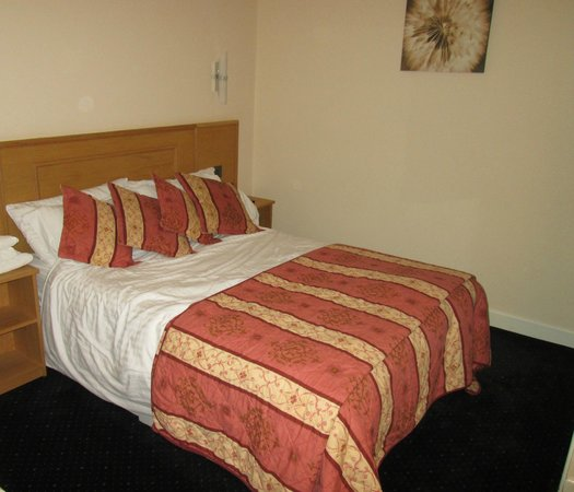 Burbage Holiday Lodge: Second bedroom