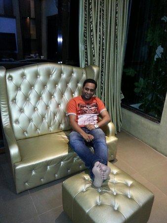 Hotel Tigers Roare' : Nice rooms