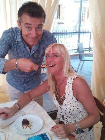 Hotel Villa Boschetti: Ma quanto è buono il tiramisù?