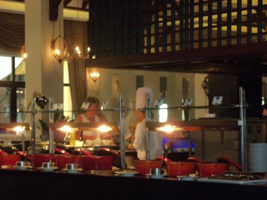 Rixos Bab Al Bahr: Restaurant