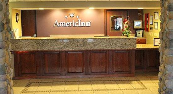 AmericInn Lodge & Suites Grimes : Americinn Grimes